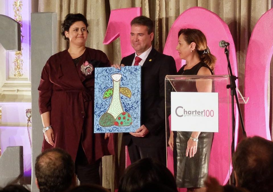 Premio Charter100 Hombre 2017, Martín González Santiago
