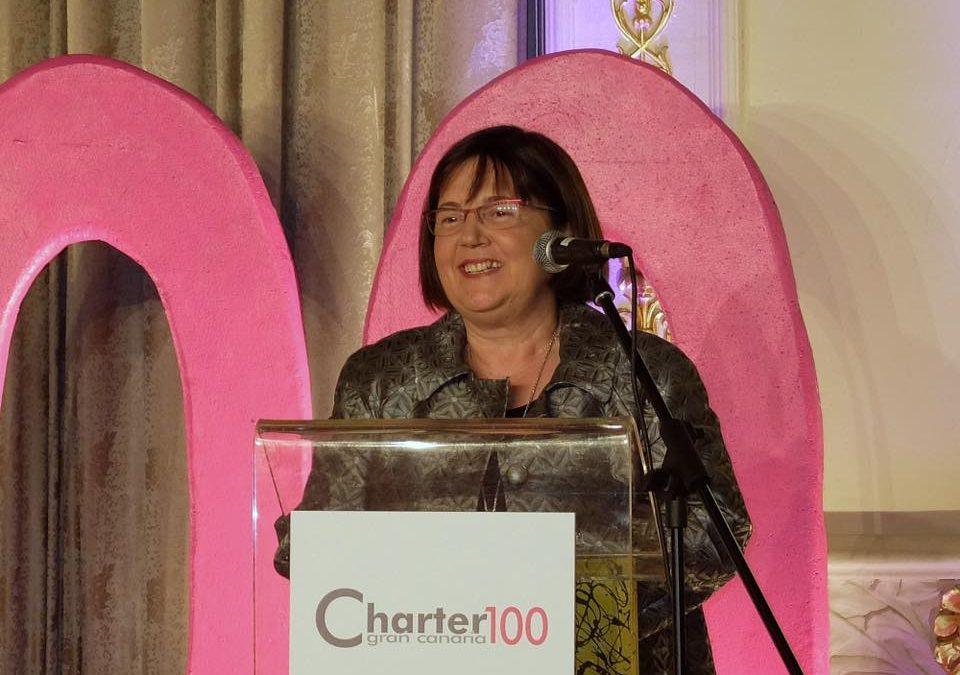 Premio Charter100 Investigación 2017, Catalina Ruiz Pérez