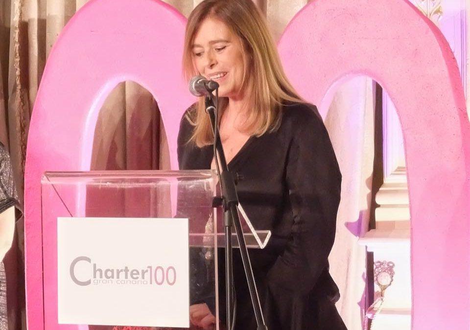 Premios Charter100 Cultura 2017, Marta Miró