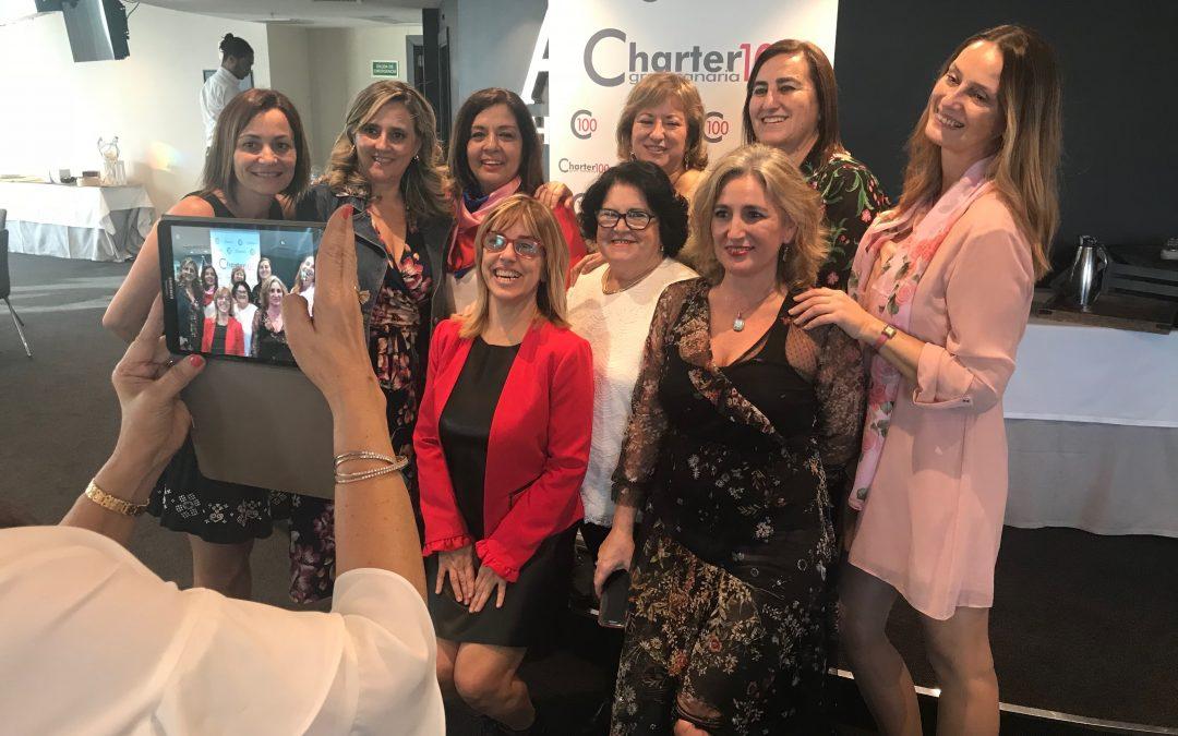 Charter100 Gran Canaria celebra su Segunda Asamblea