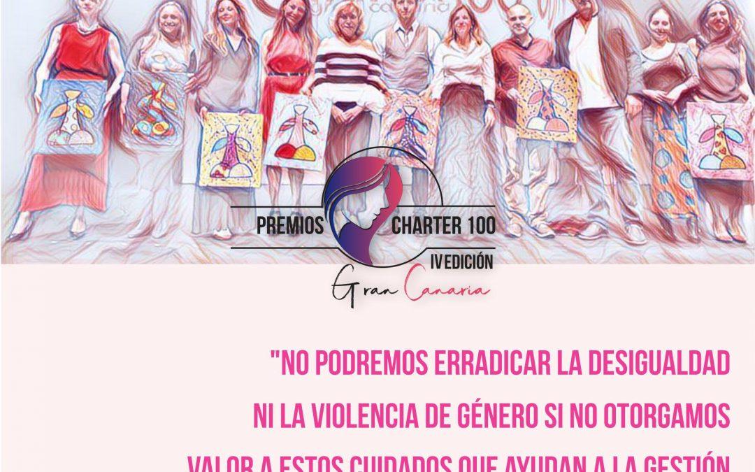 Irene Villa, Pilar Mateo y la Fundación Carpio Pérez, entre las galardonadas en los IV Premios Charter 100 Gran Canaria