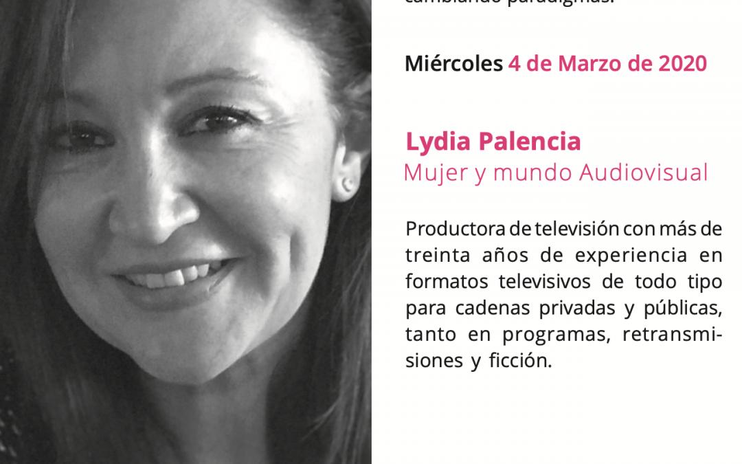 Círculo de Mujeres y el mundo audiovisual, con Lydia Palencia