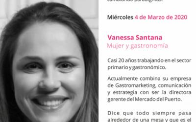 Casi 20 años de experiencia avalan a Vanessa Santana, experta en mujer y gastronomía