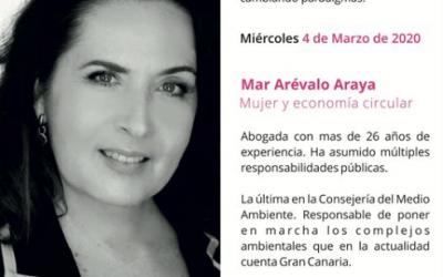 Mar Arévalo, una visión sobre mujer y economía circular