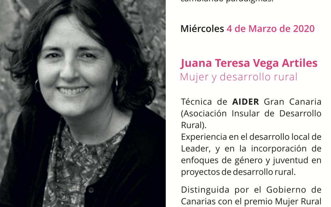 Juana Teresa Vega.